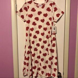 LuLaRoe XS Jessie Dress